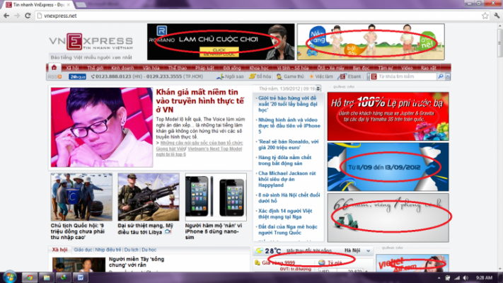 hoạt động quảng cáo báo chí với chiến lược truyền thông marketing